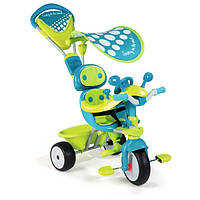 Велосипед трехколесный Baby Driver Confort Sport Smoby 434105