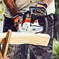 Аккумуляторная пила STIHL MSA 120 C-BQ P, с аккумулятором AK 20 и з/у AL 101, фото 4
