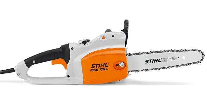 STIHL MSE 170 C-Q, Электрическая пила, шина 35см