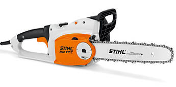 STIHL MSE 210 C-BQ, Электрическая пила, шина 40 см