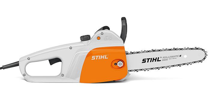 STIHL MSE 141 C-Q , электрическая цепная пила, шина 35см