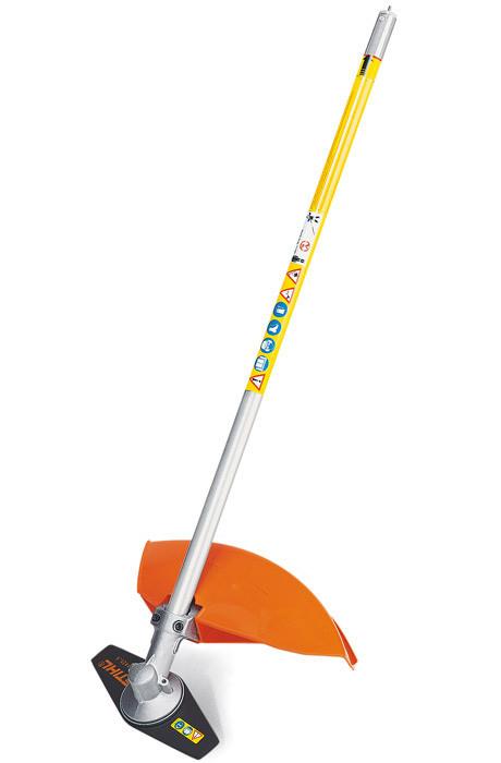 STIHL FS-KM GSB 230-2, насадка-режущий диск для травы с 2 лезвиями
