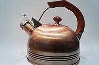 Чайник 2.5L Giakoma G-3304 для газовых и электрических плит, фото 1