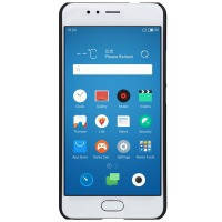 Чехол для сматф, NILLKIN Meizu M5s - Frosted Shield (Черный)