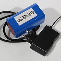 Аккумулятор и зарядное устройство к фарам F1