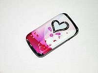 Телефон Nokia W666 Red Rose - 2Sim раскладушка - Метал.корпус