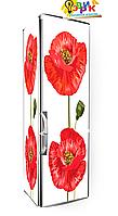 Дизайнерские интерьерные наклейки для холодильника! Любые размеры.