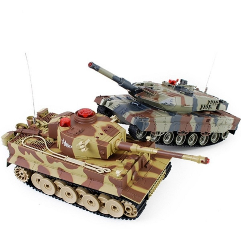 Радиоуправляемый танк 558 1:24