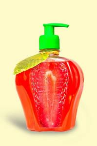 Гель мыло Клубника для интимной гигиены 500мл