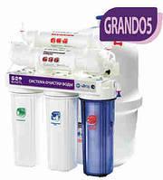 Фильтр для воды Raifil Grando 5, RO905-550-EZ, обратный осмос, 5 ступеней очистки