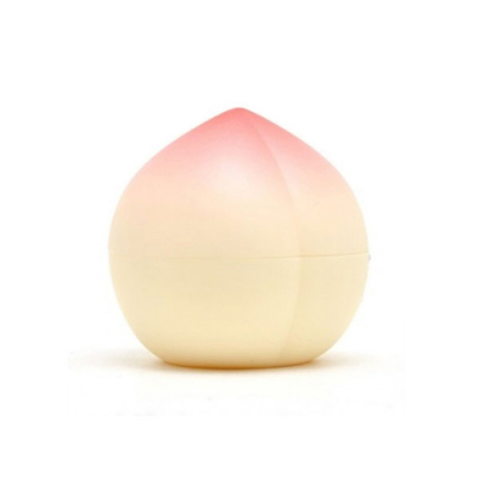 Бальзам для губ с персиком Tony Moly Mini Berry Lip Balm Peach - 9 г