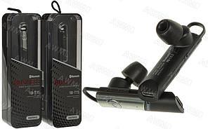 Bluetooth моно-гарнитура Remax RB-T15 (черный)