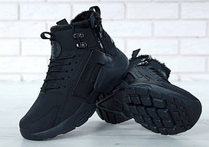 Мужские кроссовки Nike Huarache X Acronym City Winter/(1:1 к оригиналу)/зима, фото 2