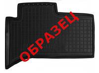 Коврики в салон Audi A6 (C7) с 2010 - черные, полиуретановые (Avto-Gumm, 11518-11565p) - задний пассажирский
