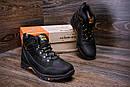 Мужские зимние кожаные ботинки Jack Wolfskin Black , фото 7