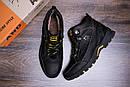 Мужские зимние кожаные ботинки Jack Wolfskin Black , фото 10