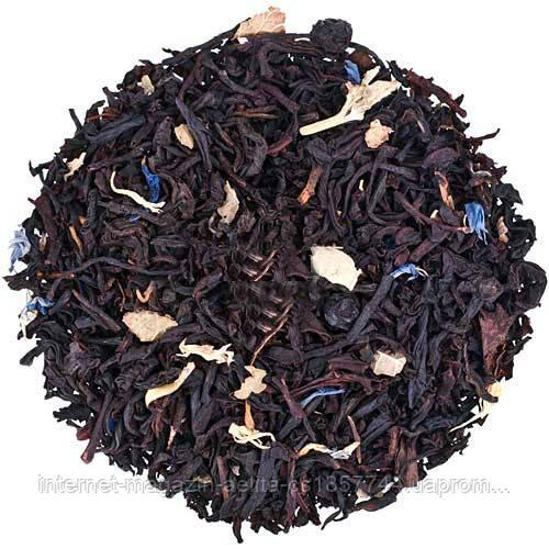 """Чай черный """"Черничный с ароматом йогурта"""" - Интернет-магазин aelita-coffeetea.com. Выбор чая и кофе на любой вкус! в Одессе"""