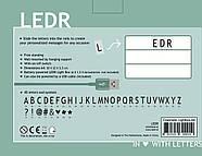 Светильник Лайтбокс LEDR А4 (мятный), фото 7