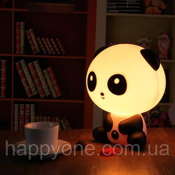 Светильник ночник Панда
