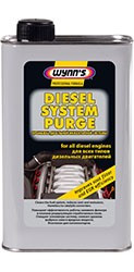 Wynns промывка форсунок дизельного двигателя (1 л.) Diesel System Purge.