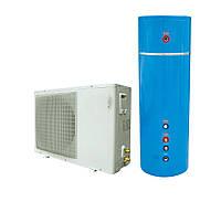 Тепловой насос воздух-вода Clitech 3,6кВт с бойлером