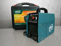 Сварочный инвертор Спектр  IWM 380 + кейс + электронное табло