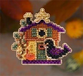 Набор для вышивки Mill Hill Halloween House