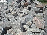 Бутовый камень (бут) — Серый, серо-розовый, фото 1