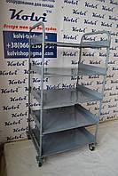 Изготовление полочной ручнойТележки Kolvi ТП-5П под заказ, фото 1