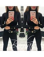 Женское боди мод. 0216 ,2 цвета,стильно,модно! размеры: 42-44,44-46, фото 1