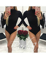 Женское боди мод. 0216 ,2 цвета,стильно,модно! размеры: 42-44,44-46, фото 3