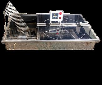Медогонка диагональная BeeStar, 4-х рамочная, автоматическая  МД-4(300)