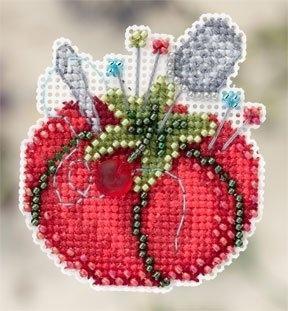 Набор для вышивки Mill Hill Tomato Pincushion
