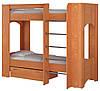 Детская двухъярусная кровать с ящиком для белья Дуэт-2, фото 2