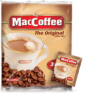 Растворимый кофе MacCoffee Original 3-в-1 25 стиков