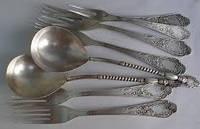 Сдать столовое серебро