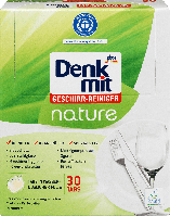 Denkmit Nature Geschirr-Reiniger-tabs Таблетки для посудомоечных машин 30 шт