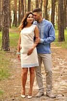 Украинские парные вышиванки рубашка и платье