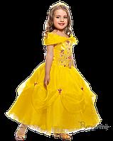 Детский карнавальный костюм Красавицы Белль Код. 2001
