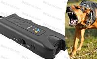 Ультразвуковой отпугиватель собак с фонариком ZF-851 dog reppeler , фото 1