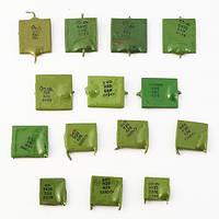 Скупка конденсаторов керамические км зеленые