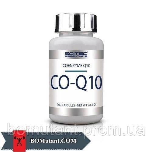 CO-Q10 100капсулы Scitec Nutrition шоколад-кокос