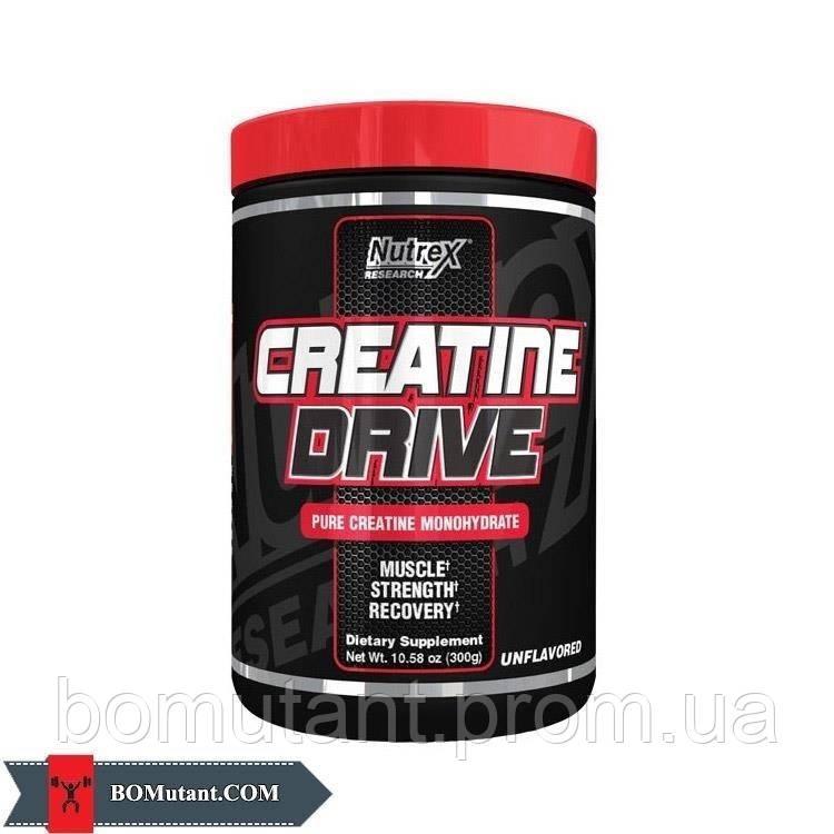 Creatine Drive 0,300кг Nutrex неприправленный