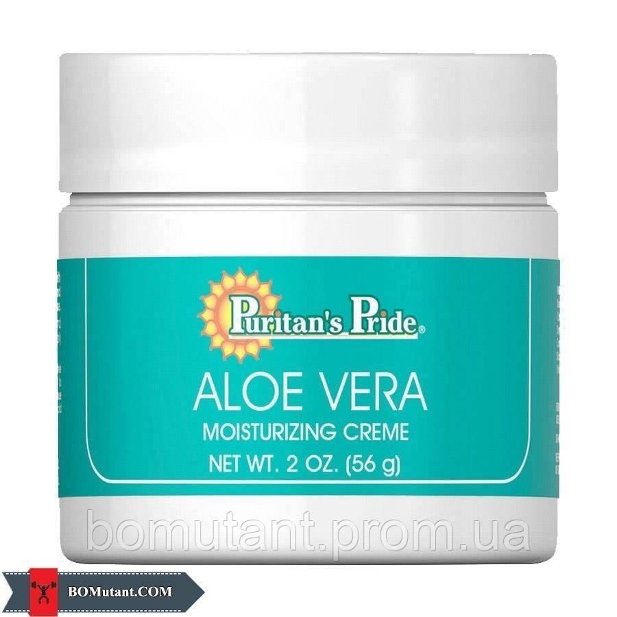 Aloe Vera Moisturizing Cream 0,56кг Puritan's Pride шоколад-кокос