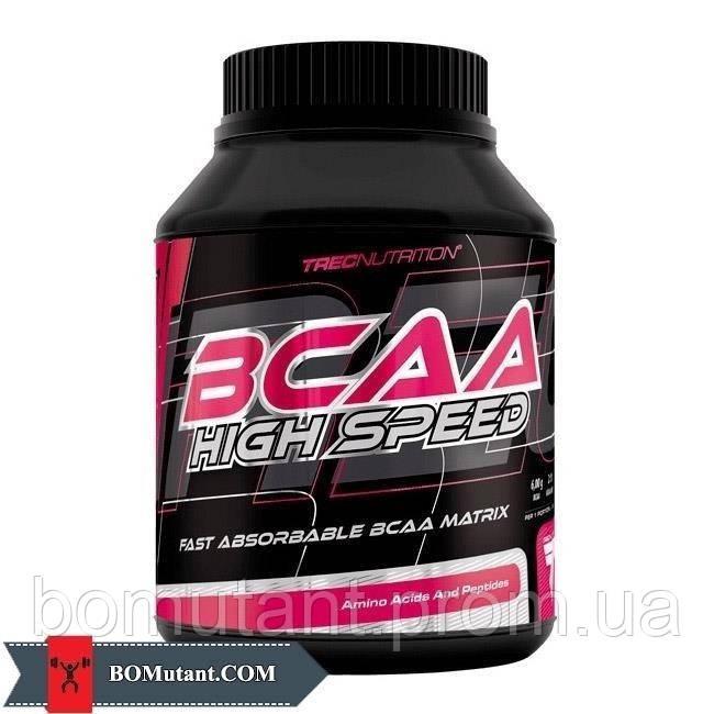 BCAA high speed 0,900кг TREC nutrition смородина-лимон