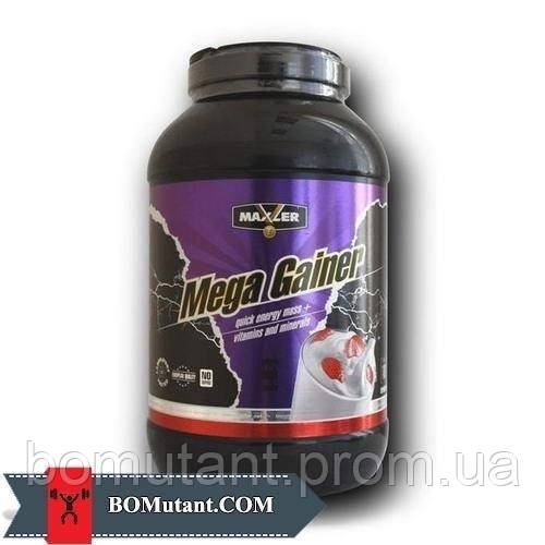 Mega gainer 4,5кг Maxler колоссальный шоколад