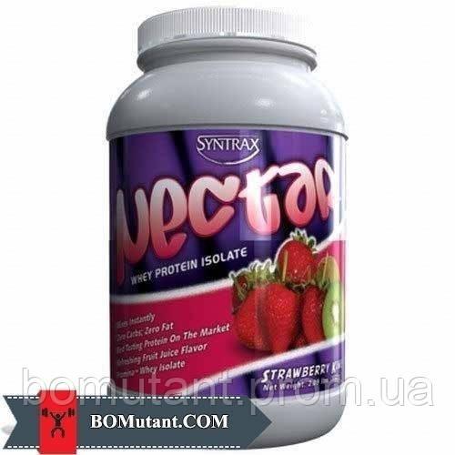 Nectar 0,908кг Syntrax чай с лимоном