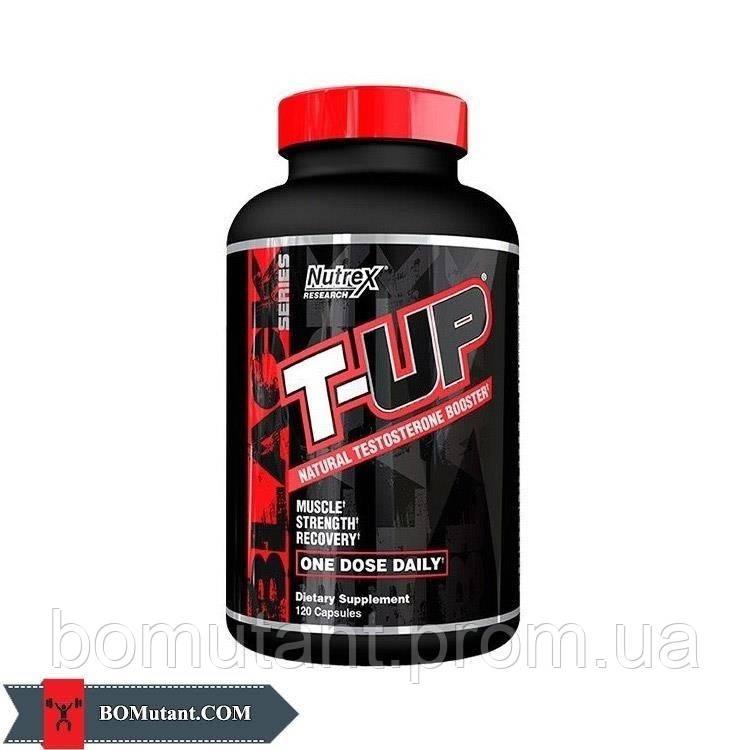 T-UP black 120капсулы Nutrex шоколад-кокос