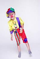"Детский карнавальный костюм Клоун ""Бим Бом"" 1300"