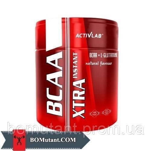 BCAA Xtra Instant 0,500кг Activlab шоколадно-оранжевый